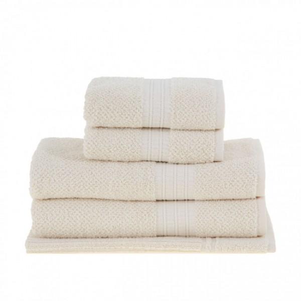 Jogo de toalha banhão 5 peças frape Buddemeyer - bege