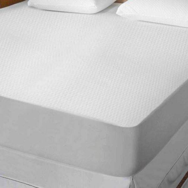 Protetor de colchão impermeável casal - Bello Conforto Fibrasca