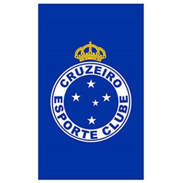 Toalha Buettner social estampada time Cruzeiro