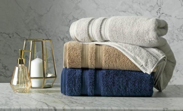 Toalha de banho 100% algodão Unika - Karsten
