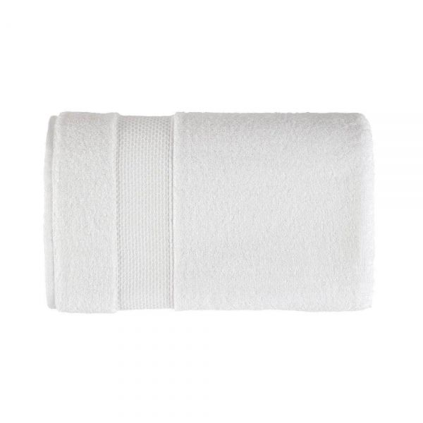 Toalha de banho Faces Branco - Karsten