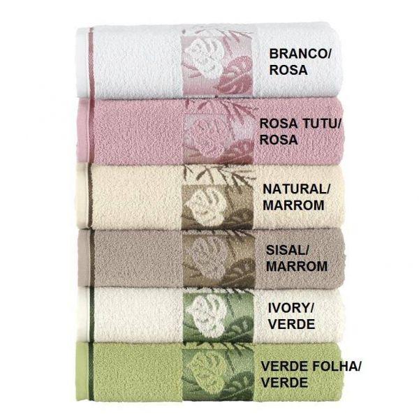 Toalha de banho Magnolia - várias cores - Karsten
