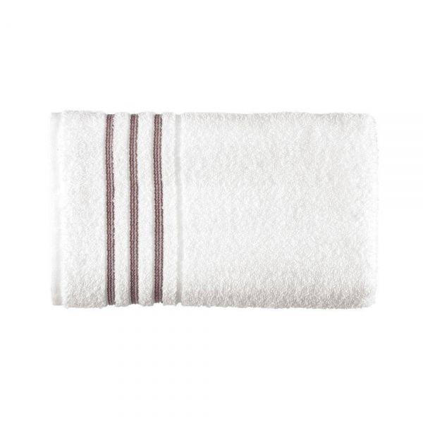 Toalha de banho Meire Branco- Karsten