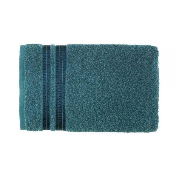 Toalha de Banho olivia - Azul Petroleo - Karsten
