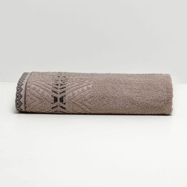 Toalha de banho Total mix boho - cinza - Artex