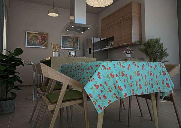 Toalha de mesa Térmica  Cereja 2