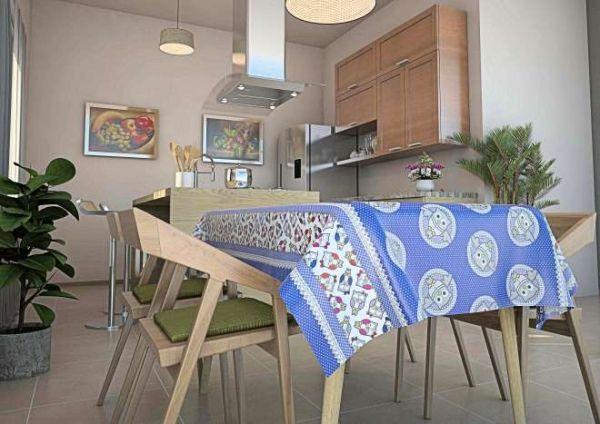 Toalha de mesa Térmica Corujas