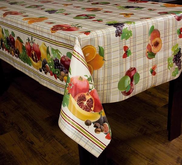 Toalha de mesa térmica Dekorama Frutas