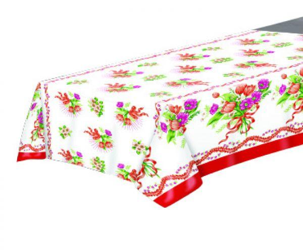 Toalha de mesa Térmica  Encanto Vermelho