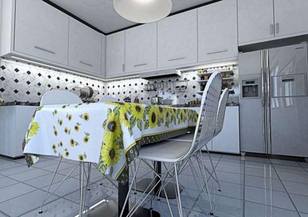 Toalha de mesa Térmica Girassol