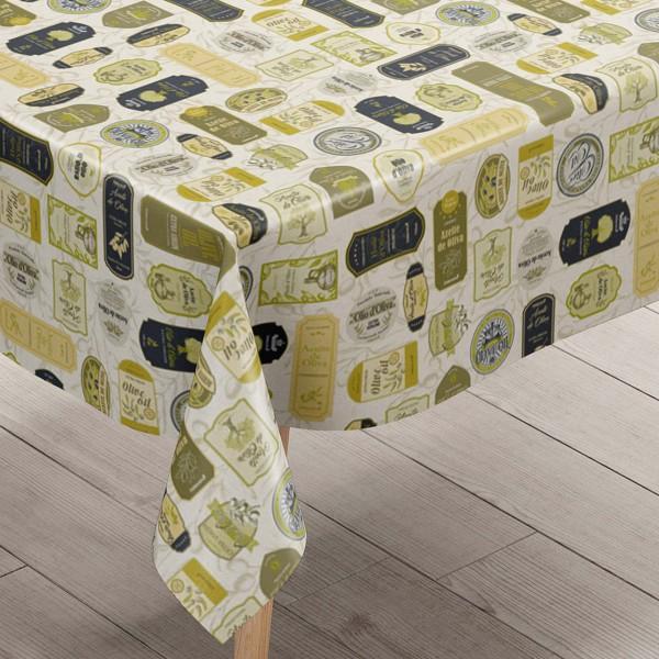 Toalha de mesa térmica Olive