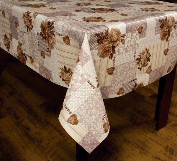 Toalha de mesa térmica Romance