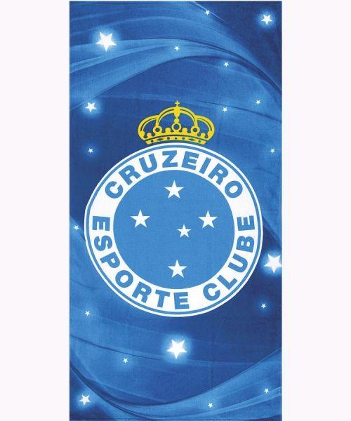 Toalha do Cruzeiro Praia 76cm x 1,52m