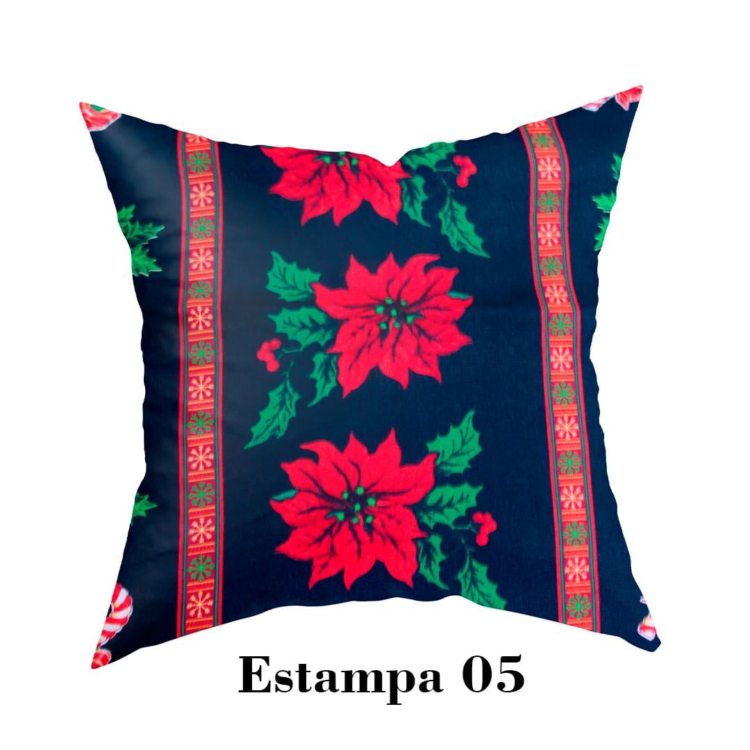 Capa para Almofada Natalina - Estampa 05