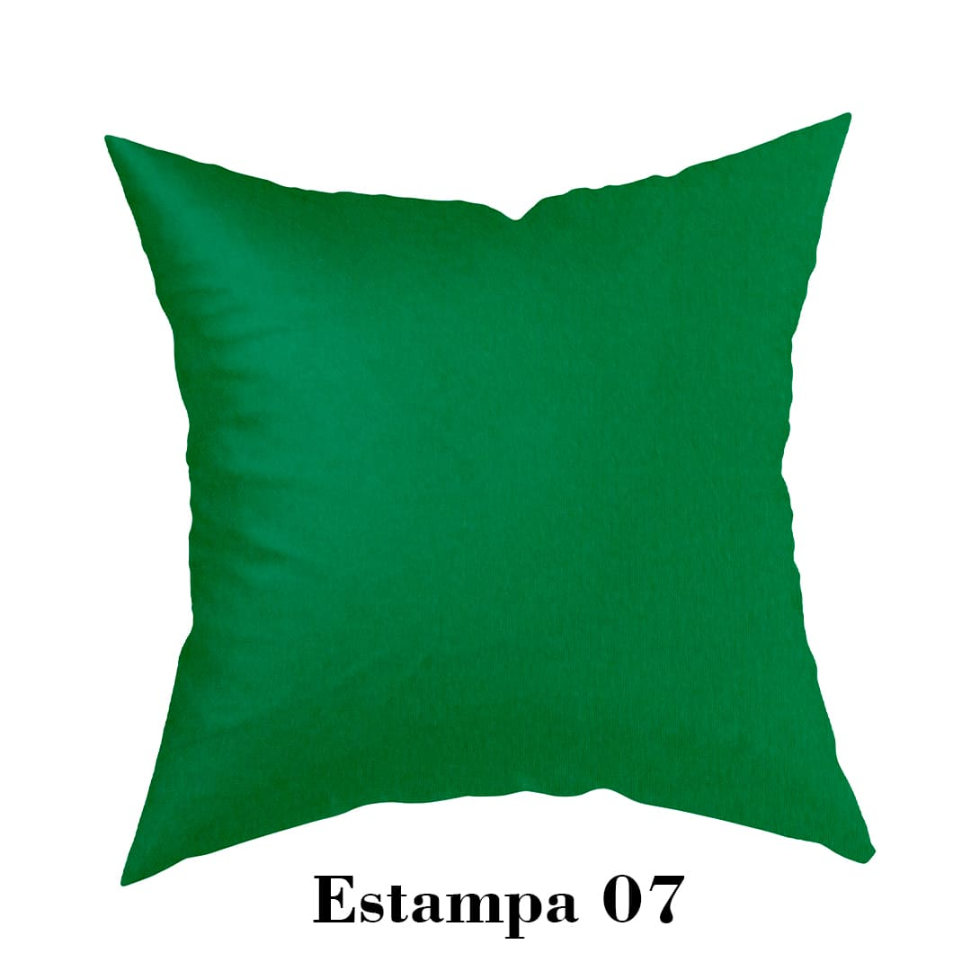 Capa para Almofada Natalina 45cm x 45cm - Estampa 07