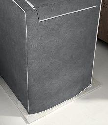 Capa para máquina de lavar roupas de 7kg a 16kg chumbo - Adomes