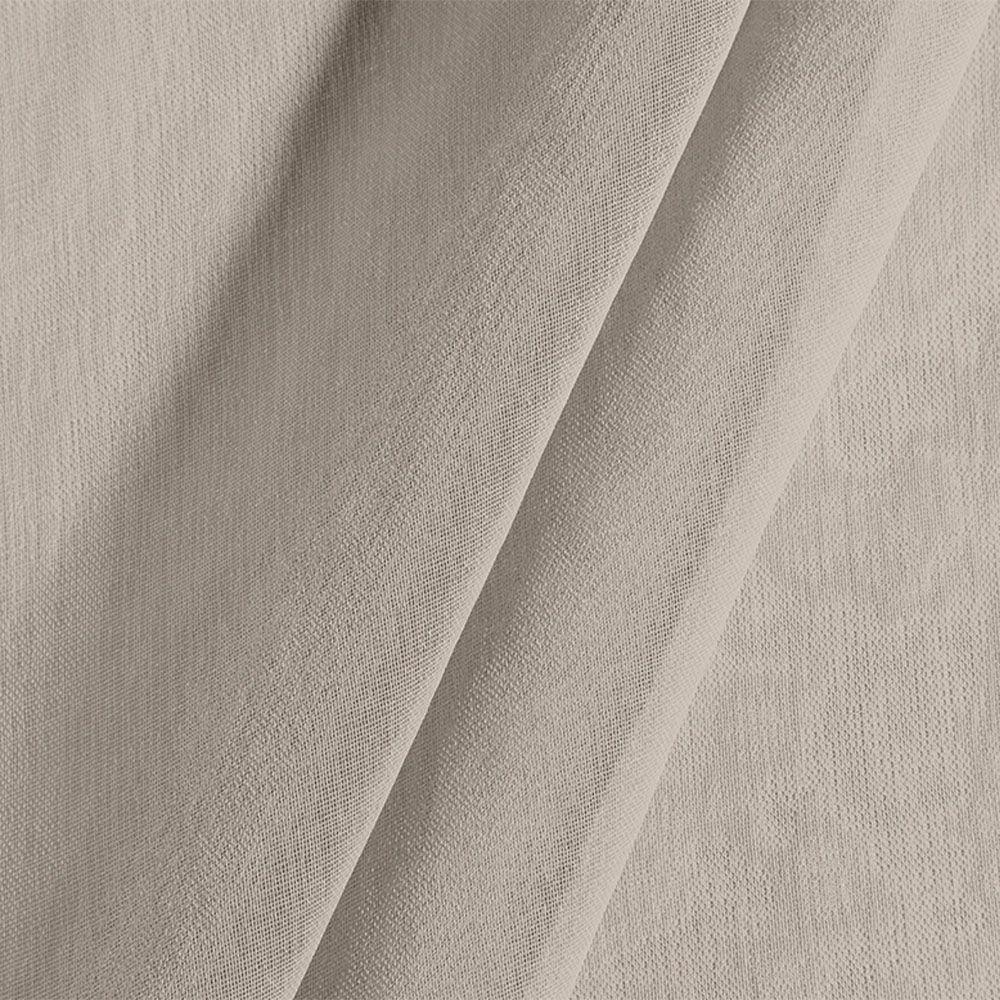 Cortina blackout com voil linho 3,00m x 1,70m Latte - Bella Janela