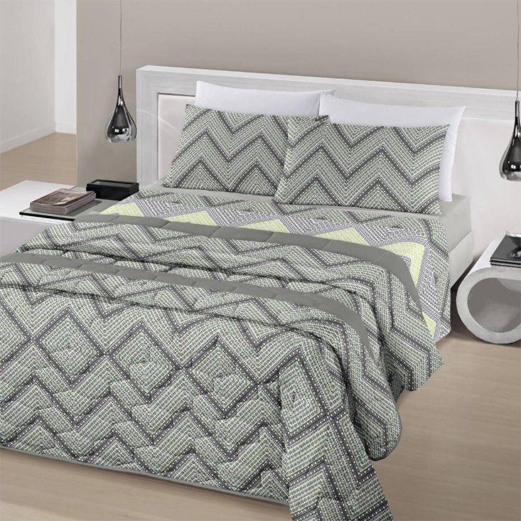 Jogo de cama queen Royal Leny 100% algodão estampado - Santista