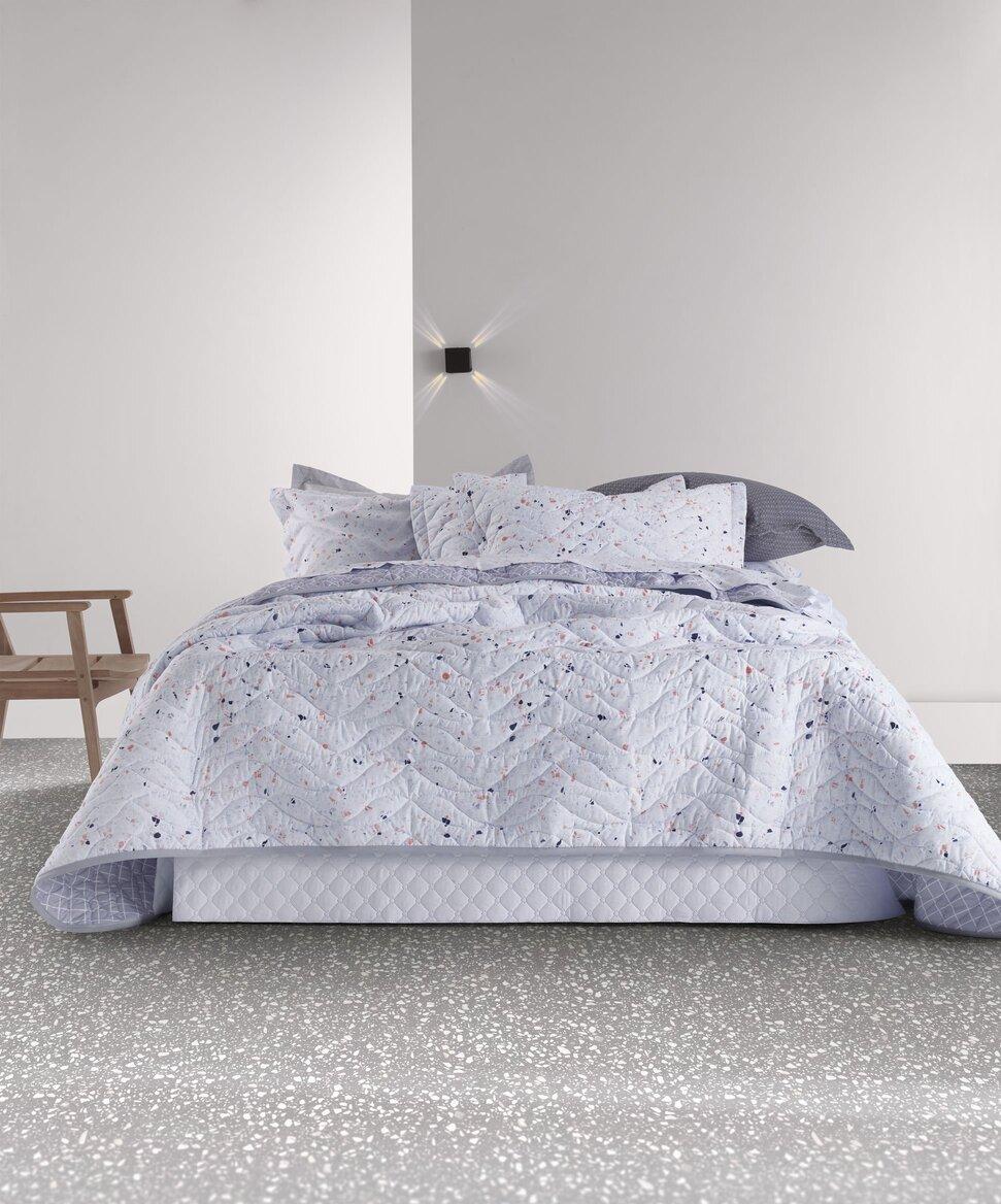 Jogo de cama Solteiro 3 peças All desing Granelite - Altenburg