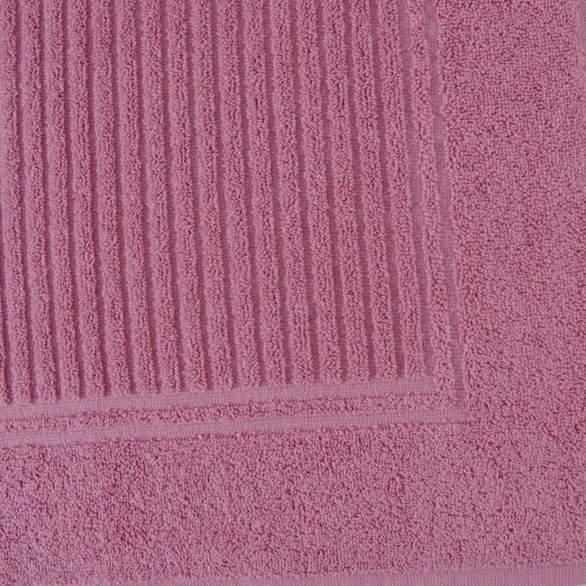 Jogo de toalha banhão 5 peças Frape Buddemeyer - rosa