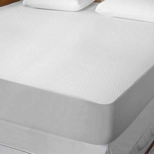 Protetor de colchão impermeável queen size - Bello Conforto Fibrasca