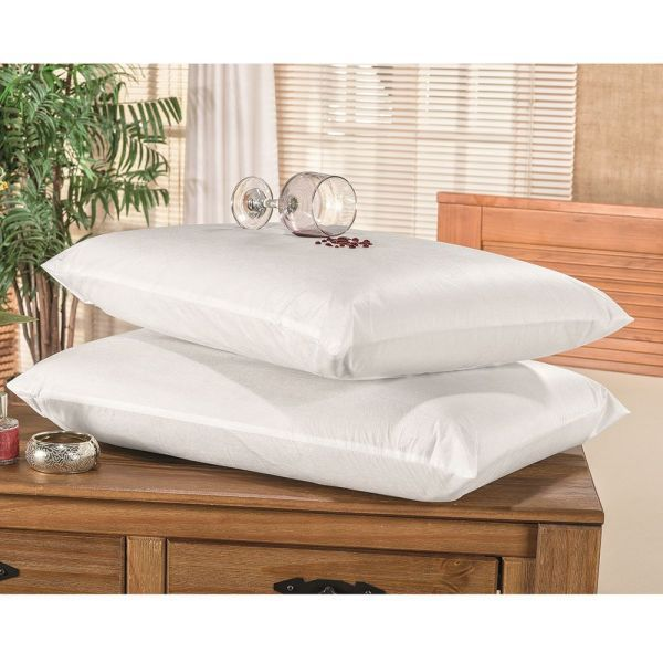 Protetor de travesseiro impermeável - Realce