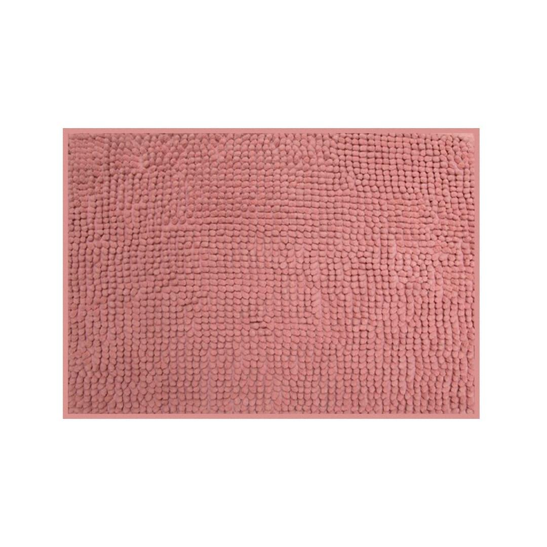 Tapete para banheiro antiderrapante  Rosa - Camesa