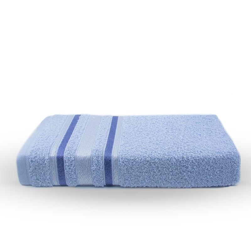 Toalha de Banho 100% Algodão Santista Serena - Azul