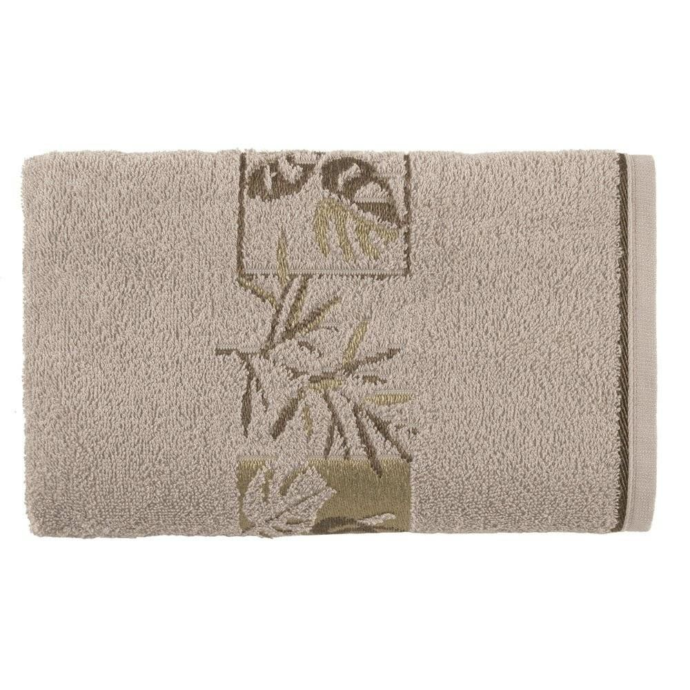 Toalha de banho Magnolia Marrom - Kasten