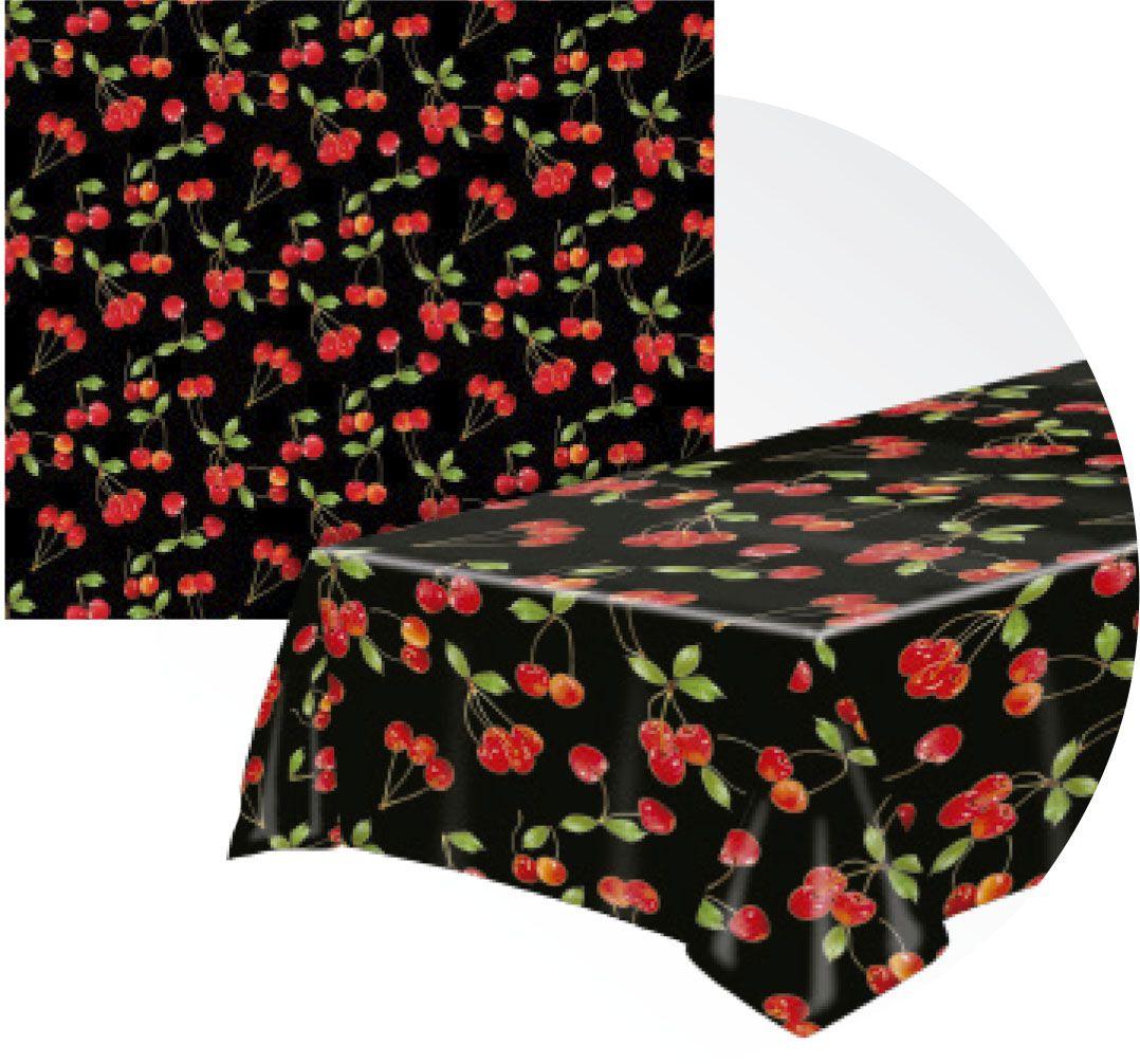 Toalha de mesa Térmica Cereja