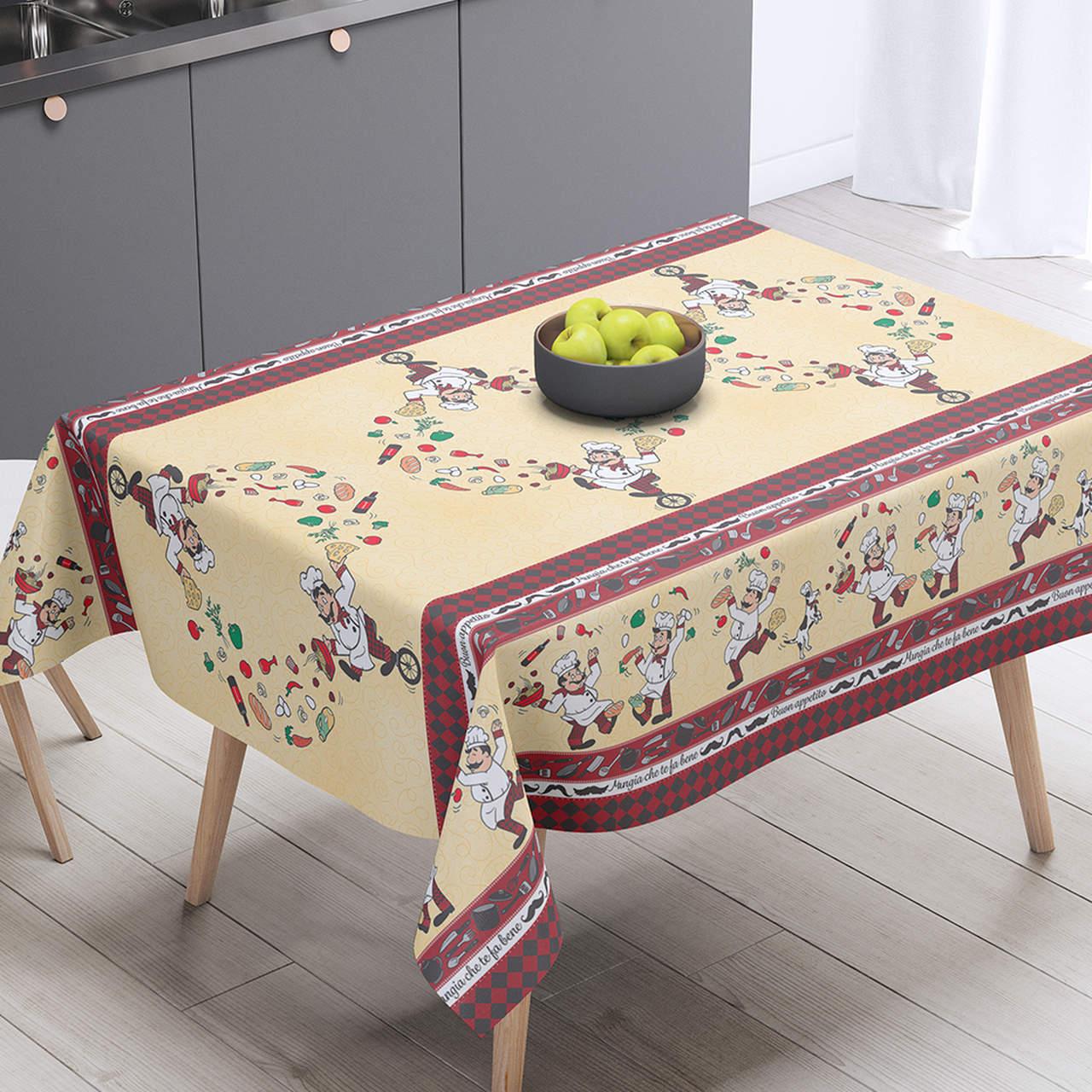 Toalha de mesa Térmica Chef