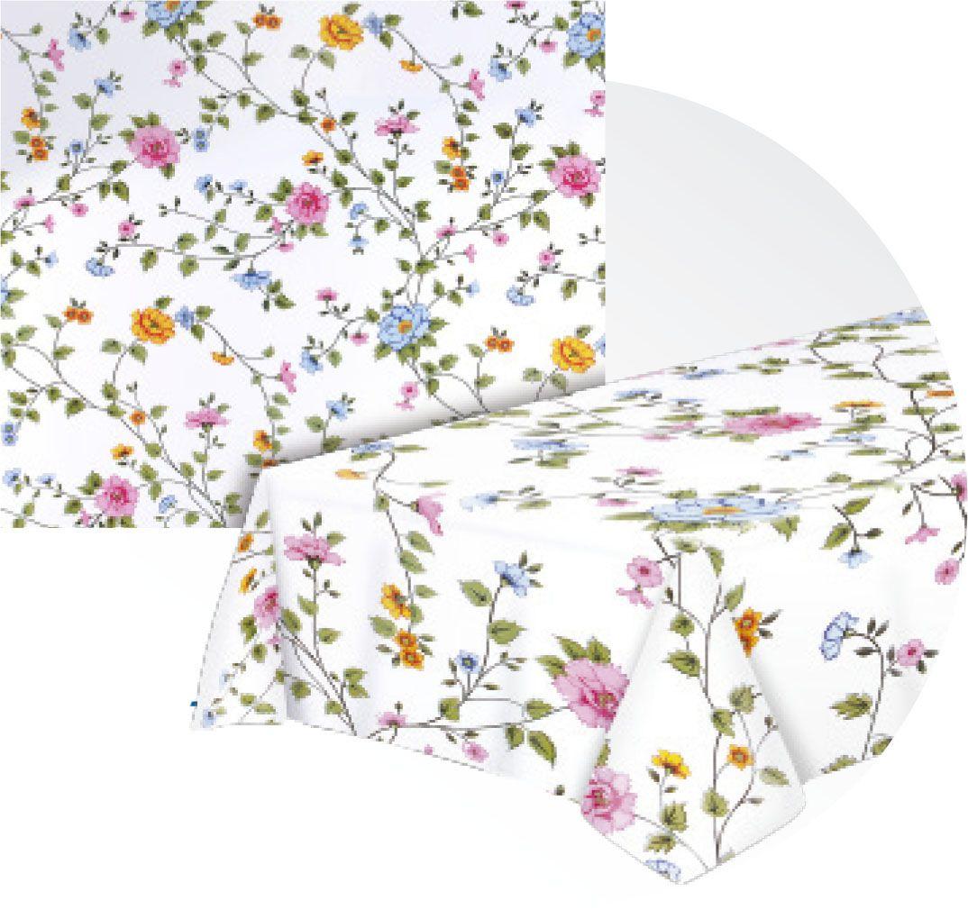 Toalha de mesa Térmica Flores do Campo