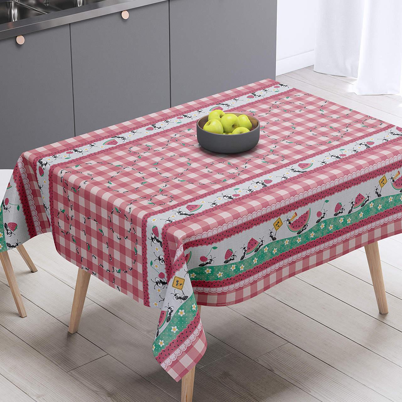 Toalha de mesa Térmica Formiguinhas