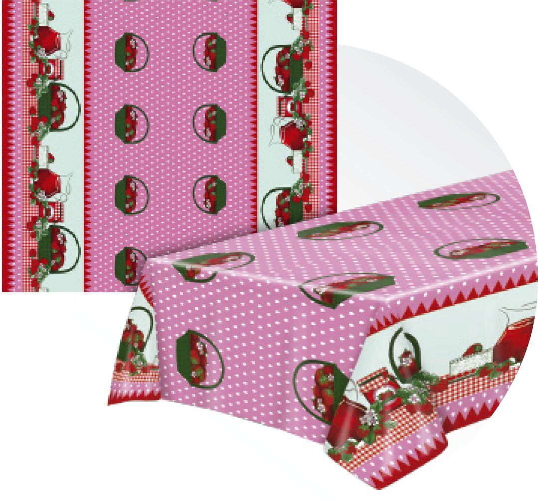 Toalha de mesa Térmica Morango