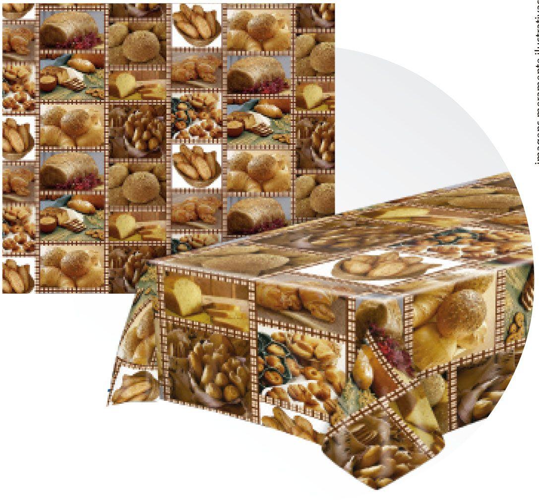 Toalha de mesa Térmica Pães
