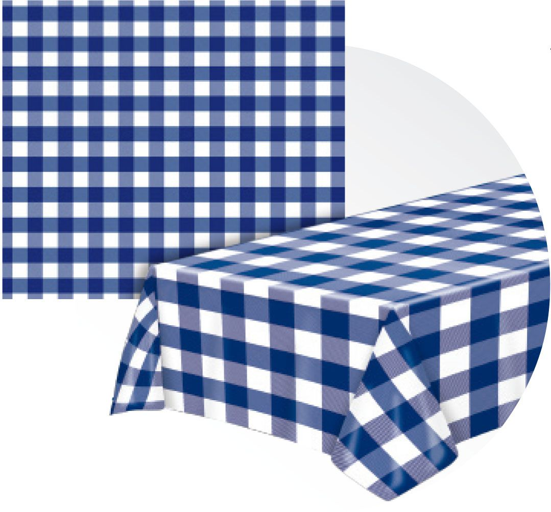 Toalha de mesa Térmica Xadrez