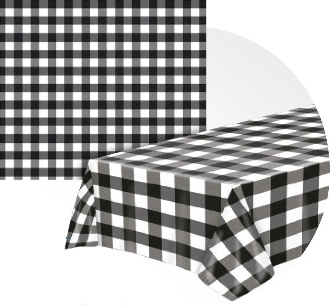 Toalha de mesa Térmica Xadrez Preto