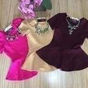 Blusa Peplum Promoção Blusas E Roupas Femininas Lindas