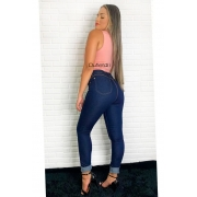 Body Blusa Golinha Rendado Renda Gola Alta Feminino Bojo