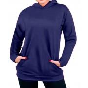 Moletom Blusa De Frio Feminina Blusão Moleton Promoção