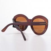 Óculos de Sol Feminino Charme Vermelho