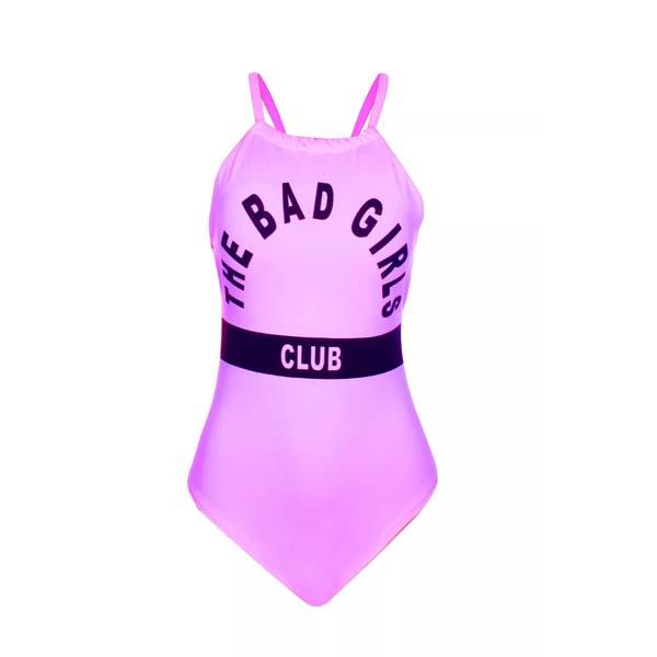 Body Cavado Tiras The Bad Girl Club Estampado Verão