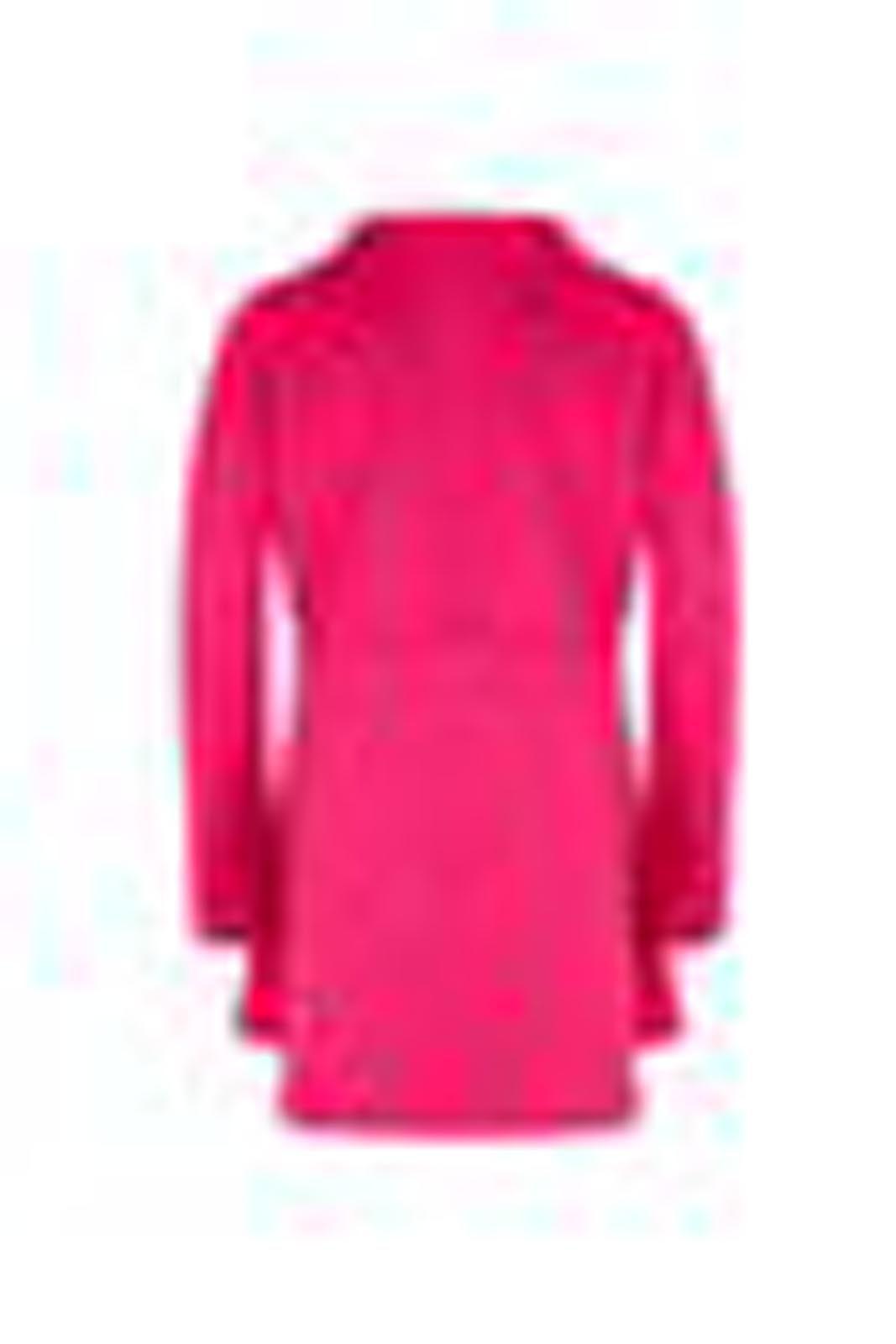 Casaco Sobretudo Outlet Dri Infantil Jacquard 4 Botões Pink
