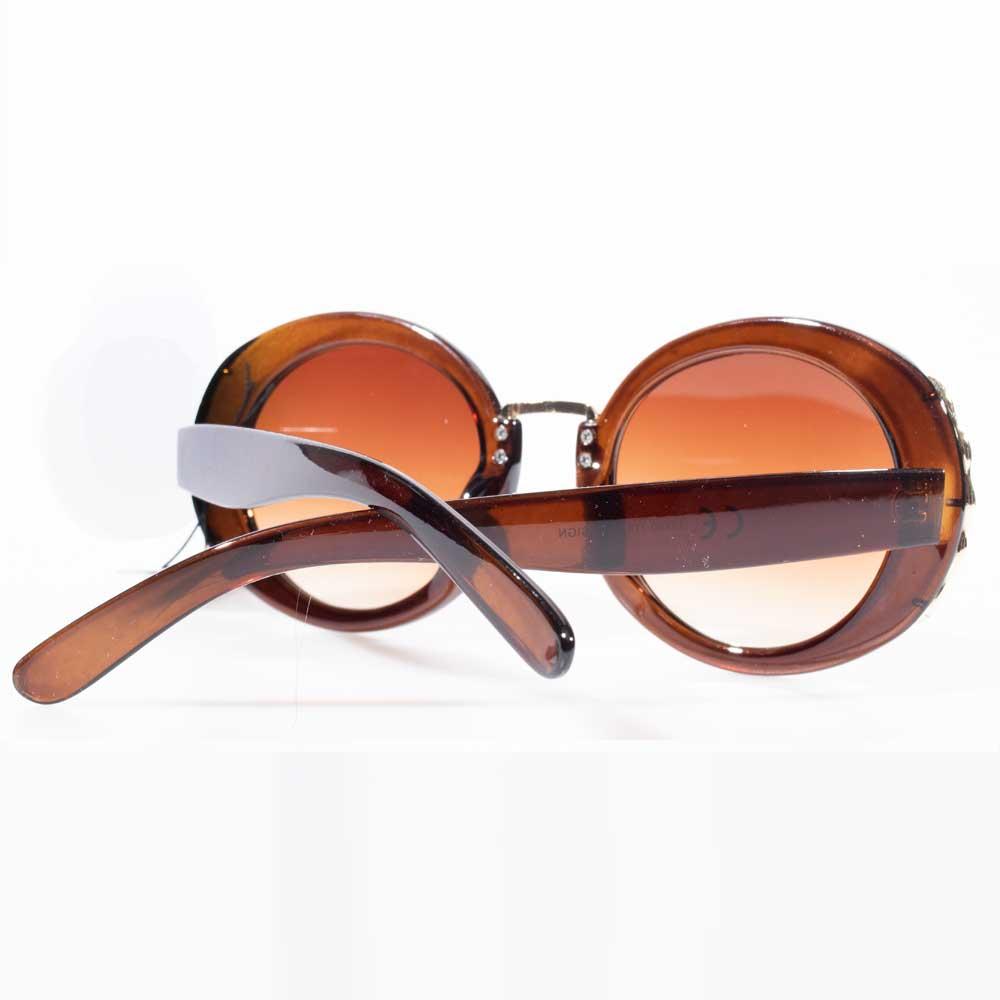 Óculos de Sol Feminino Charme Vermelho II