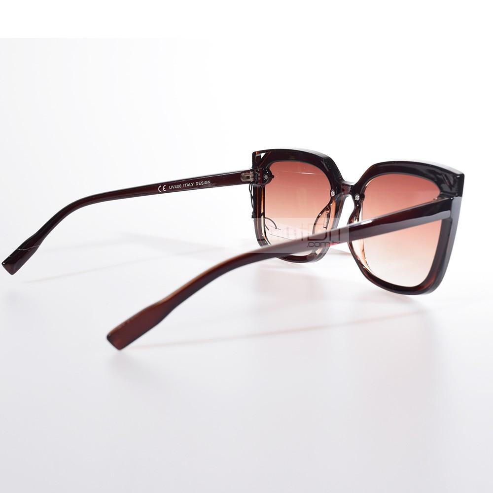Óculos de Sol Lente Quadrada Letícia I