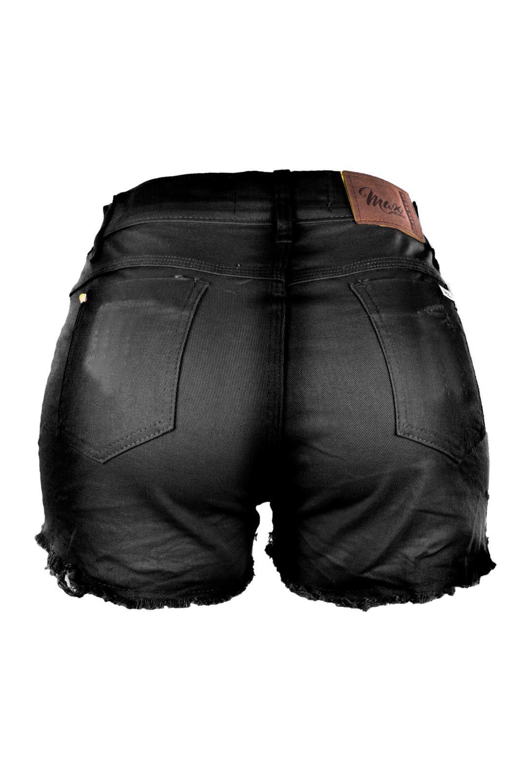 Short Outlet Dri Hot Pants Preto