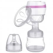 Bomba de mama elétrica de bateria portátil Extrator de leite para bebês recarregável
