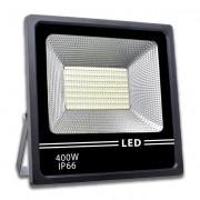 Refletor de Led 400w SMD 6500k Bivolt Branco frio IP66