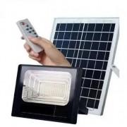 Refletor SMD (GOLD) Holofote Solar Ultra Led 150w Real  / Com controle Remoto