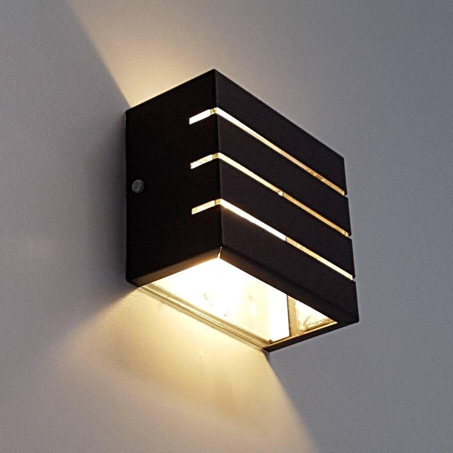 Arandela Frisada Luminária Externa Interna Grupo Rca L u00e2mpadas